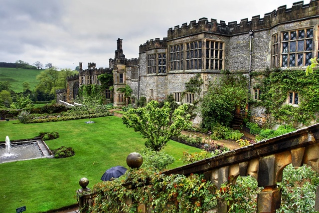 Haddon Hall - Derbyshire
