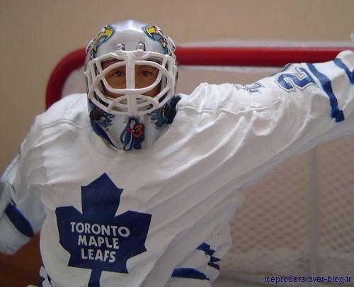 Ed Belfour - Toronto Maple Leafs - McFarlane NHL - Figurine hockey sur glace