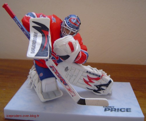 Carey Price - Canadiens de Montréal - McFarlane NHL - Figurine hockey sur glace