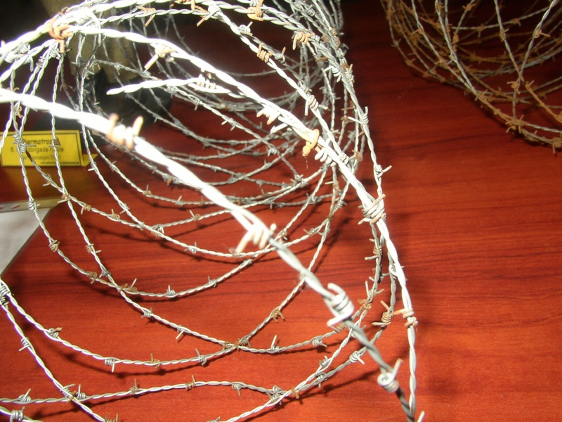 1//6 Scale Metal Barb Wire by the Foot