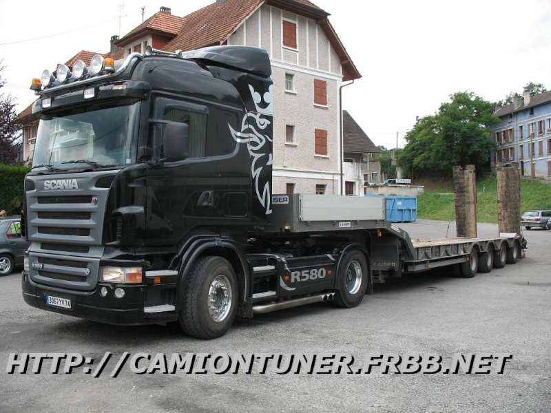 Scania r500 r580 page 11 for Porte char 60 tonnes