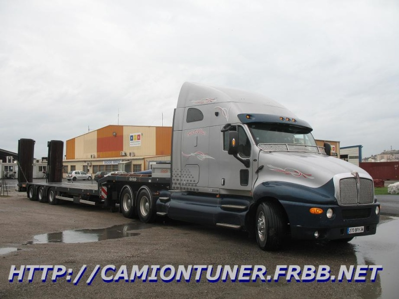 Kenworth t2000 page 4 for Interieur kenworth t2000