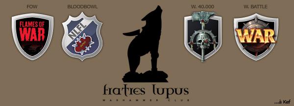 Le Club Warhammer de Namur Belgique