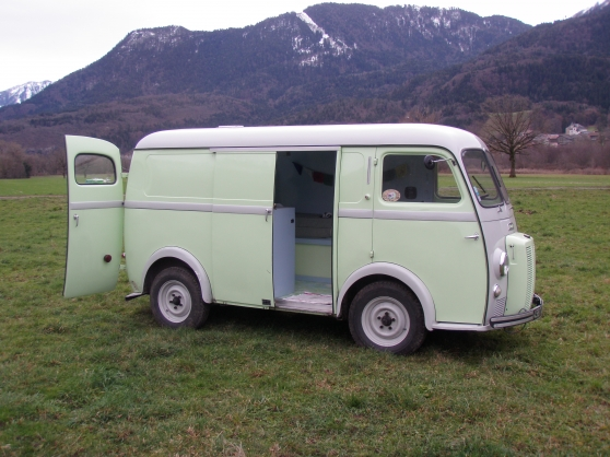 peugeot d4a 1956 camping car haute savoie 74. Black Bedroom Furniture Sets. Home Design Ideas