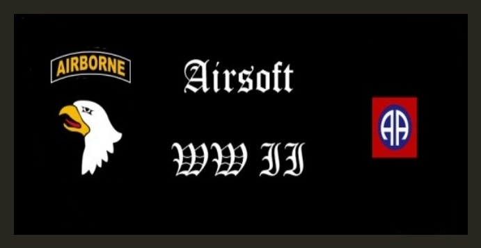 Airsoft WWII