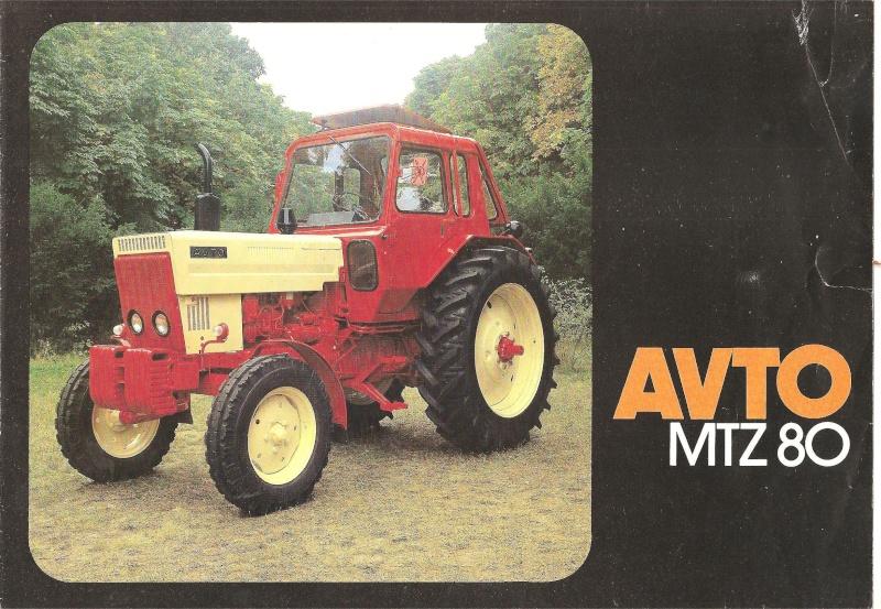 Les tracteurs russes avto et autres - Cars et les tracteurs ...