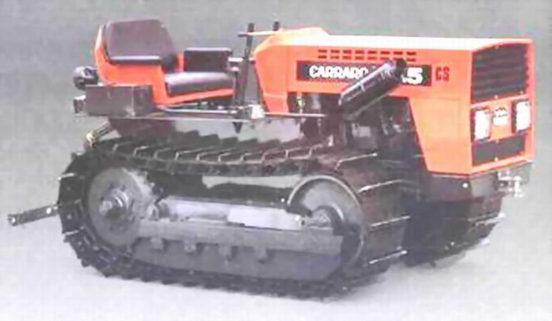 Itma l 39 italie for Forum trattori carraro