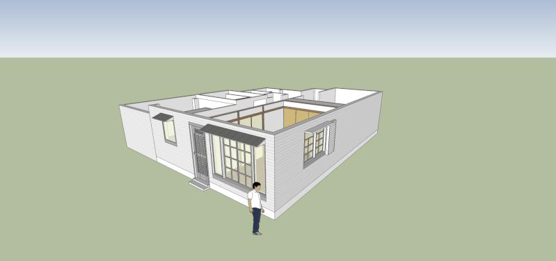 sketchup 39 eur architecte antho 39 page 14. Black Bedroom Furniture Sets. Home Design Ideas