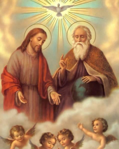 Béni soit Dieu, le Père de notre Seigneur Jésus Christ. Dans les cieux, il nous a comblés de sa bénédiction spirituelle en Jésus Christ.