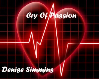 Cover Album of Denise Simmins - Cry Of Passion (12'' Maxi)