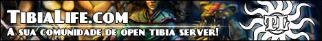 .::Tibia Life::. A sua comunidade brasileira de OTServer