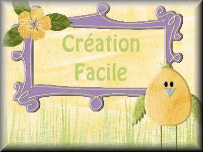 CREATION FACILE