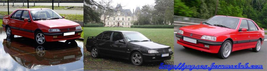 PAssion de la Peugeot 405