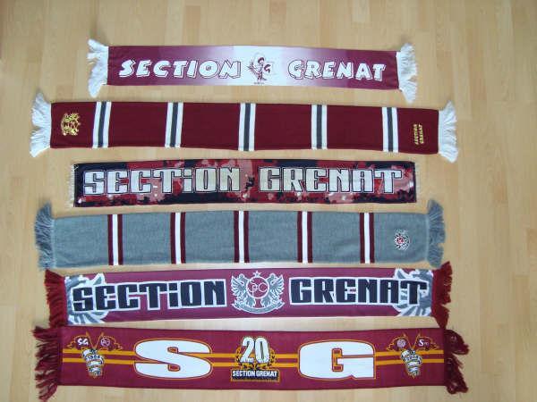 section grenat forum