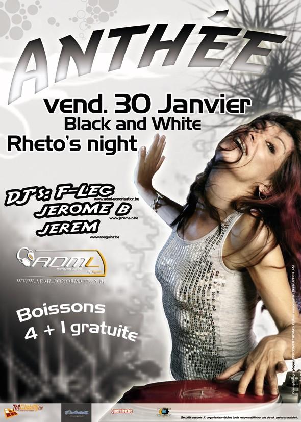 Rhetos Night: Black & White - Cliquez sur l'image pour la voir en taille réelle