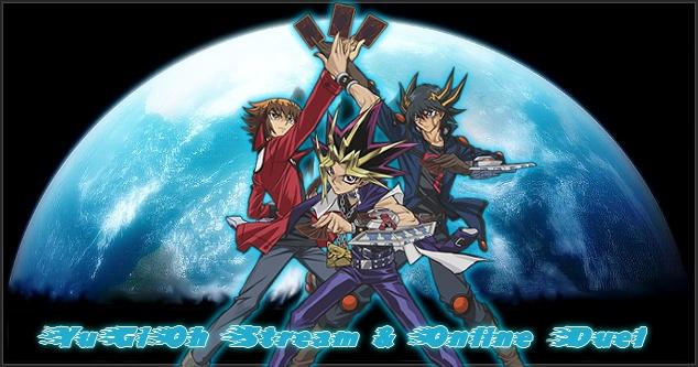 Yu-Gi-Oh - Stream & Online Duelle