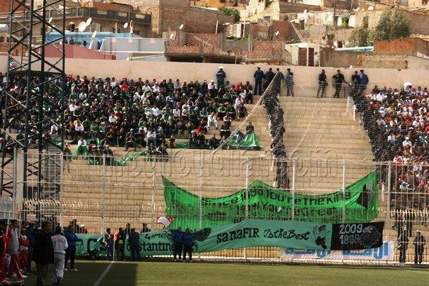 csconstantine. Oran 1 - 0 CS Constantine