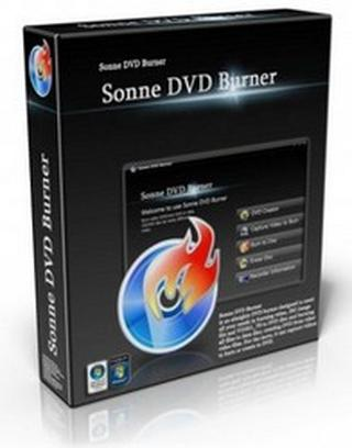 Sonne DVD Burner 4.3.0.2057