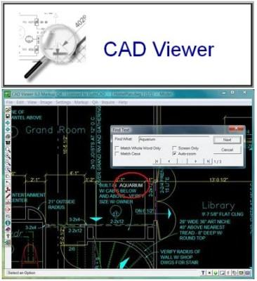 CAD Viewer 7.0.A.15 Network Edition
