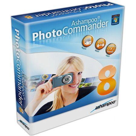 Ashampoo Photo Commander 8.1.0 Portable