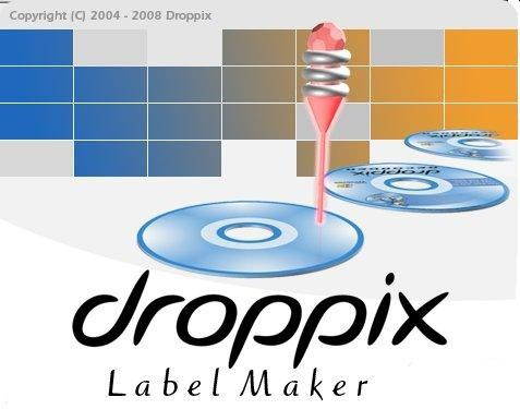 Droppix Label Maker v2.9.8.0 Portable