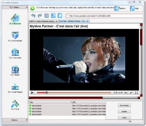 GetFLV Pro 8.8.9.9 (Portable)