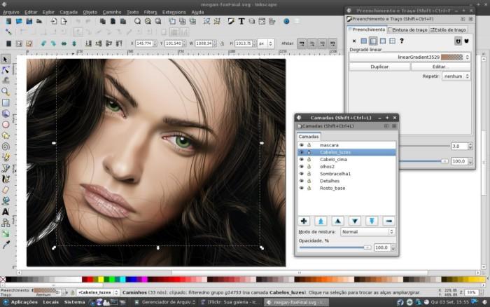 Inkscape 0.47 Multilanguage Portable