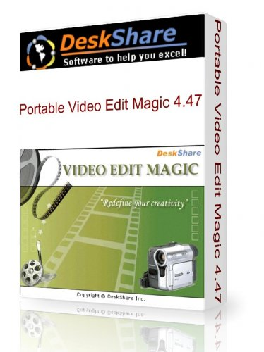 Video Edit Magic 4.47 Portable