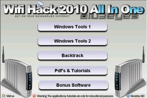 WiFi Hack 2010 AIO