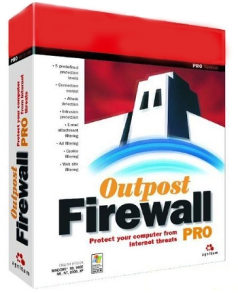 Outpost Firewall Pro 7.0 (build 3356.511.1230.401) [x86/x64] Multilingual