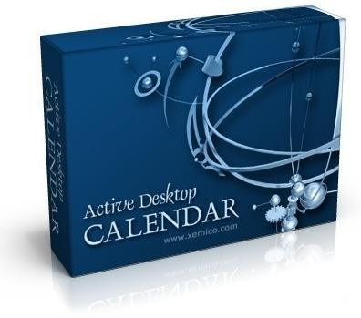 Active Desktop Calendar 7.9 Build 100226 [x86 & x64]