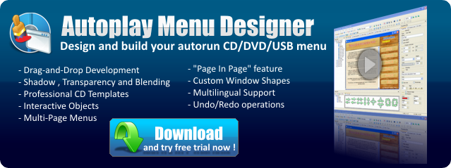 Autoplay+menu+designer