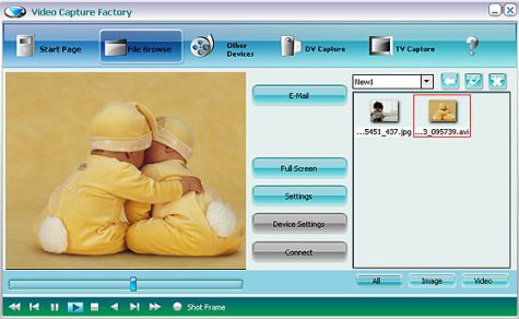 Video Capture Factory 7.2.0.443