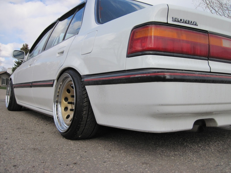 *Diamond Racing Wheels* anyone rockin em - Page 13 - Honda ...