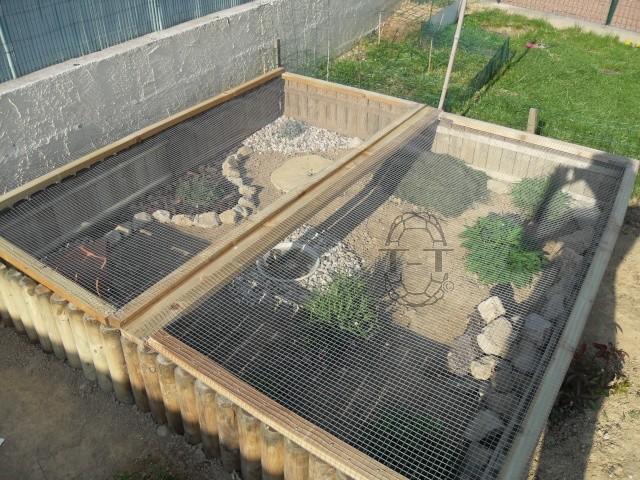 Exemples enclos pour bebes ou juveniles for Construire un aquarium