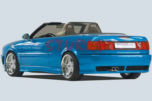 Audi 80 cab by rieger for Audi 80 interieur