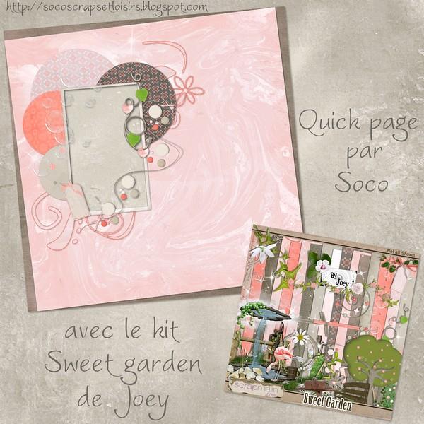 http://socoscrapsetloisirs.blogspot.com/2009/04/quick-page-sweet-garden.html
