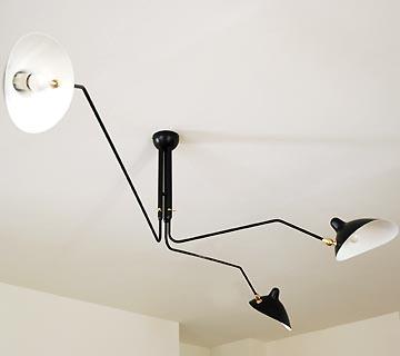 suspension custom lighting by works pslab. Black Bedroom Furniture Sets. Home Design Ideas