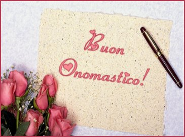 Buon Onomastico alla nostra Admin: dreamingchildren.forumattivo.com/t44622-buon-onomastico-sandra