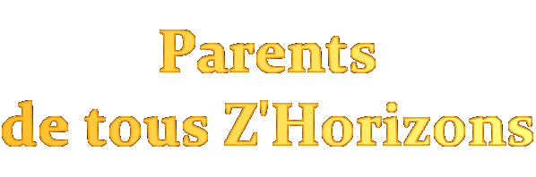 Parents de tous Z'horiZons