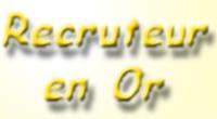 Recruteur en Or