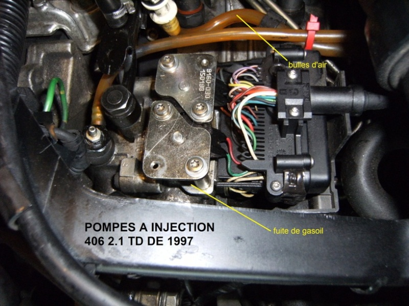 Electrovanne d'arret pompe injection lucas epic