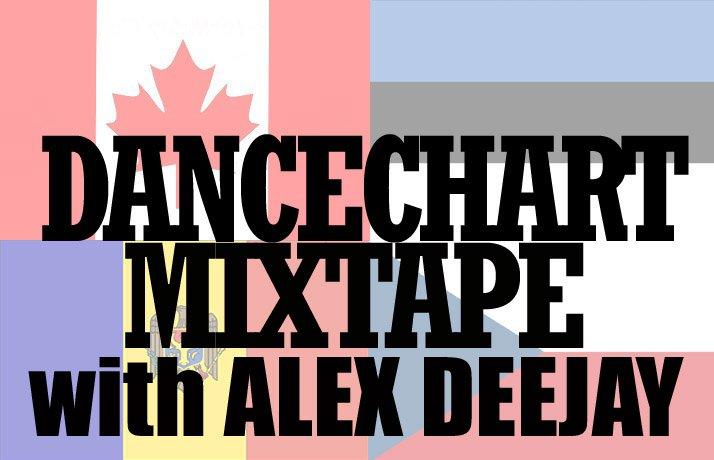 Alex Deejay - Dance Char Mixtape Ep.1
