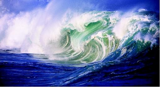 Formation des vagues. dans Documents techniques wsci_010