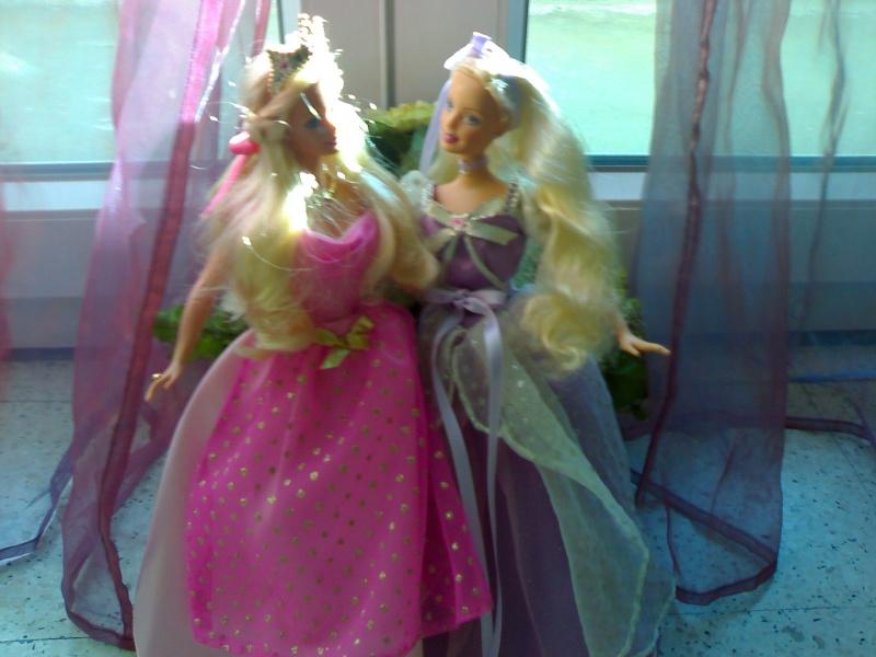 Barbie qui chante - Barbie chanteuse ...