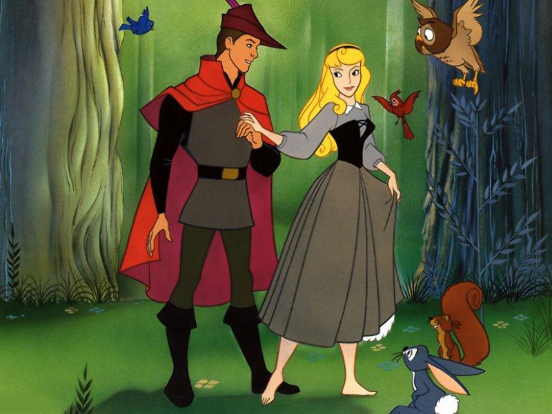 images de la Belle Au Bois Dormant (Sleeping Beauty) ~ La Belle Au Bois Dormant Anglais
