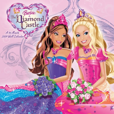 Barbie et le palais de diamant - Palais de diamant ...