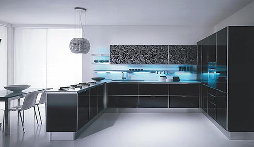 cucine moderne, Disegni interni