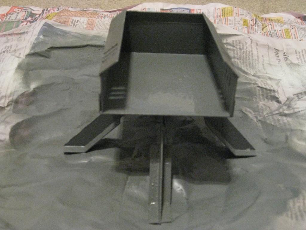 Skimans Custom Workshop  Scrap Iron 1 6 scale Rocket Launcher