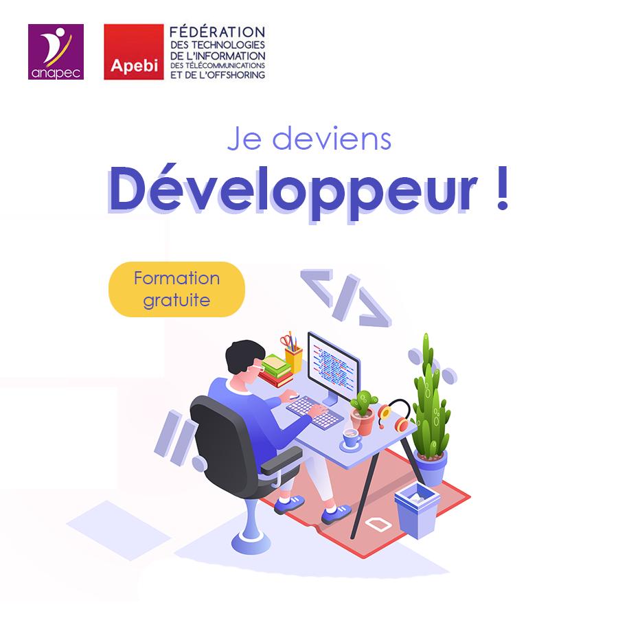 Développeur en nouvelles technologies numériques